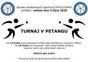 Turnaj v Petangu 2020